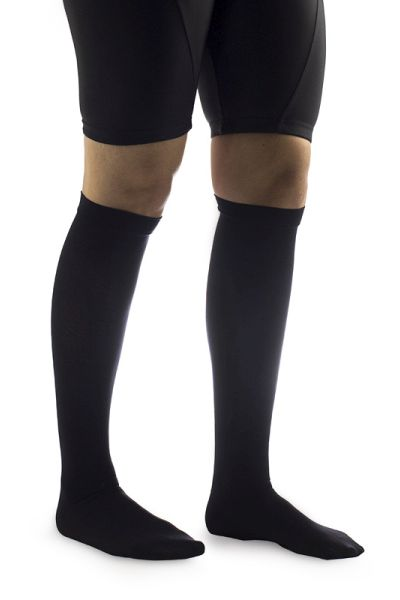 3ab9b3eb6ab Covidien TED Black Knee Length Anti-Embolism Stockings for Continuing Care  - Compression Stockings